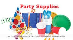 Party Supply