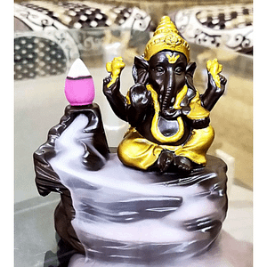 ganesha smoke backflow